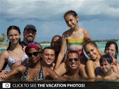 Inside Jennifer Lopez's Birthday Getaway