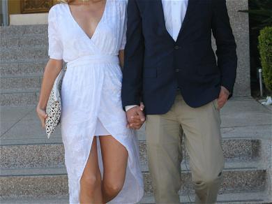 Paris Hilton and Fiancé Chris Zylka Meet With Priest