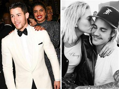 Six Celebrity Couples Who Got Engaged (and Married) in 2018