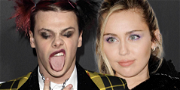 Is Miley Cyrus Dating Singer Yungblud?!