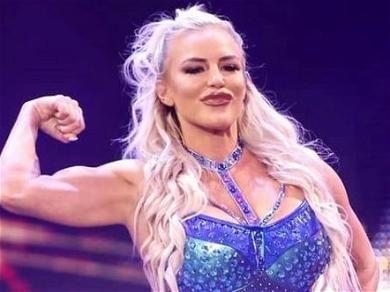 WWE Diva Dana Brooke Suffers Wardrobe Malfunction At WrestleMania