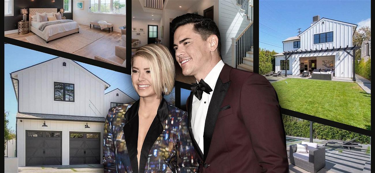 'Vanderpump Rules' Stars Tom Sandoval & Ariana Madix Scoop Up $2 Million Home
