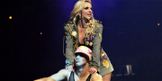 'Comrade' Britney Spears Proposes a Strike & Wealth Redistribution!