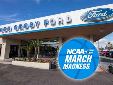 NCAA Goes After Local Car Dealership Over 'March Madness' Ad Campaign
