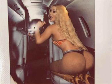 Iggy Azalea Really Wants Us Chicken Out Her Booty