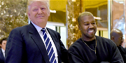 Kanye West Accused Of Running For President Only To Help Donald Trump Win