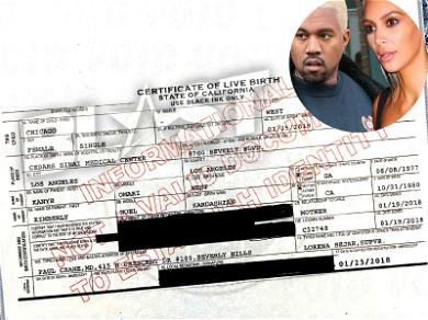 Chicago West Birth Certificate Finally Revealed