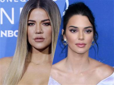 Khloé Kardashian & Kendall Jenner Rally Around Suspended Fan Accounts