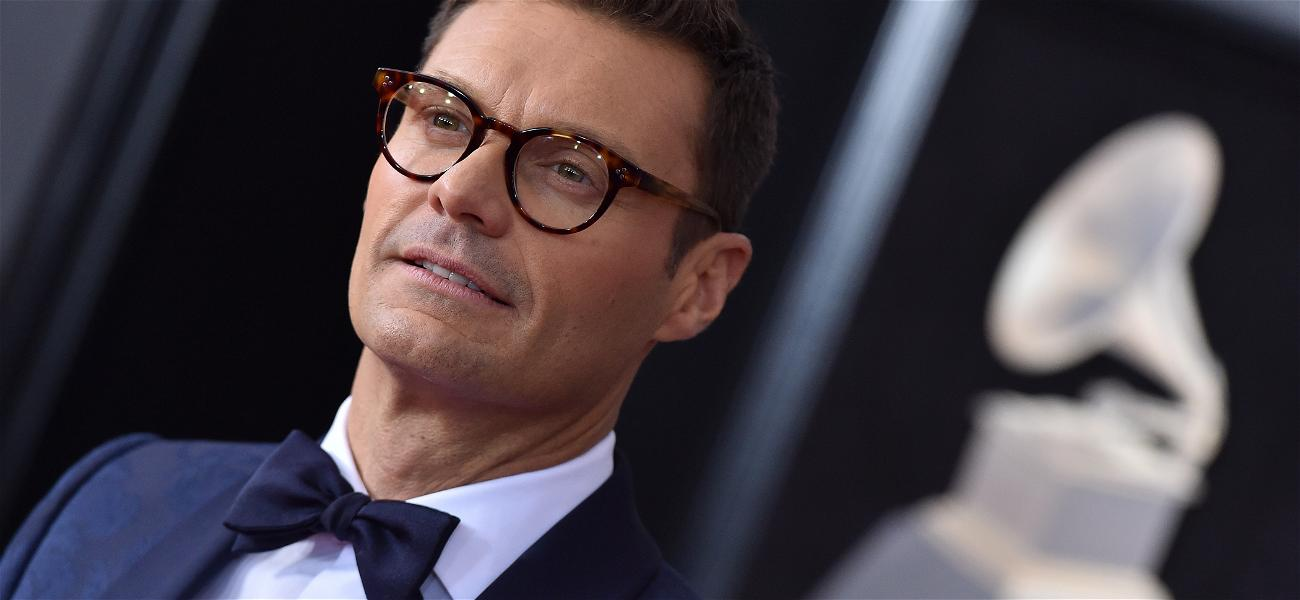 Ryan Seacrest Sparks Rumors He's Engaged To Shayna Taylor