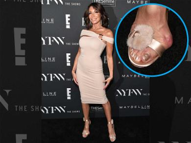 'RHONJ' Danielle Staub Gets Toe-tally Sweet Offer from Celebrity Podiatrist