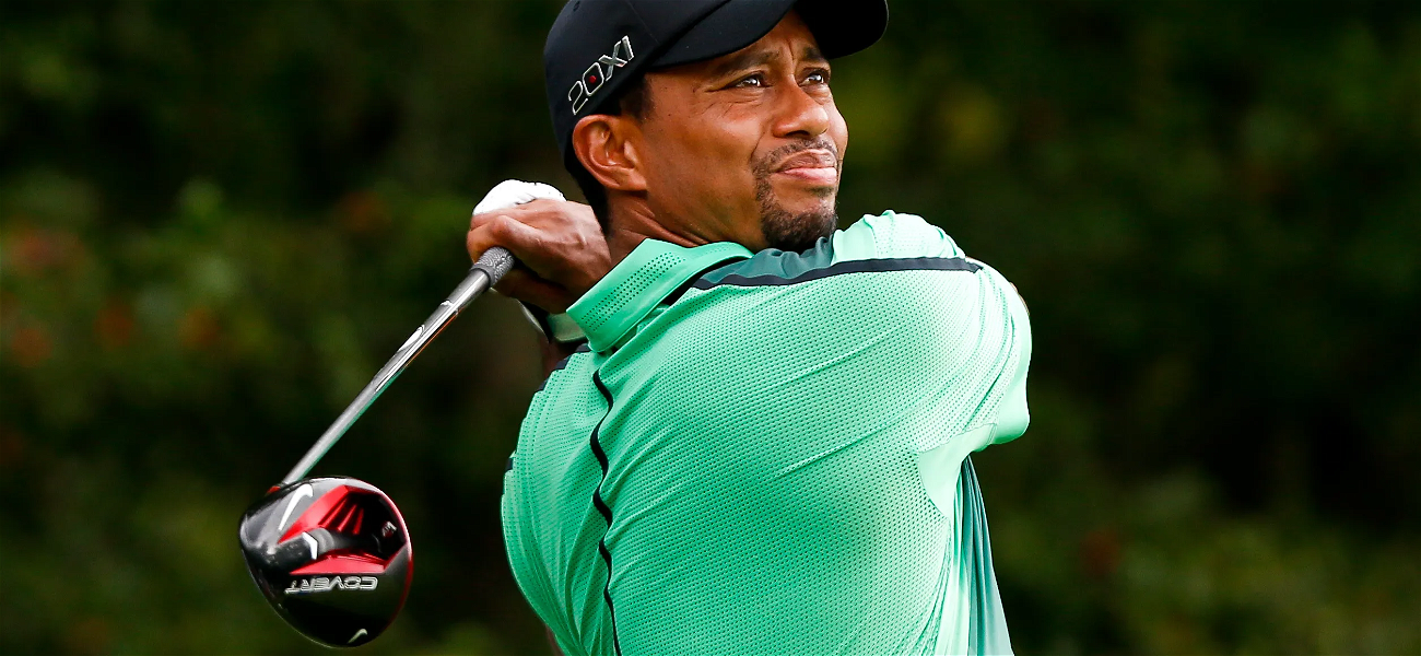 Tiger Woods' Massive Car Accident Is Now Shrouded In Mystery