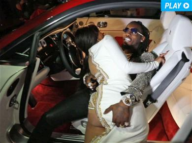 Cardi B Buys Offset New Whip and Shows Off Her Spacious Trunk