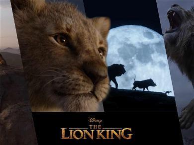 'The Lion King' Trailer Reveals Simba, Scar, Timon & Pumbaa