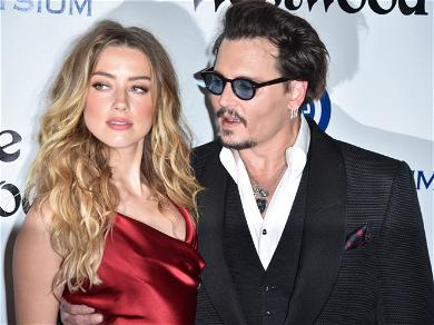 Amber Heard Granted Access To Records Involving Johnny Depp's Drug And Alcohol Abuse