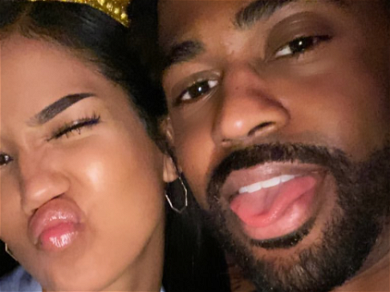 Big Sean & Jhené Aiko Ring In New Year's Eve Together After Getting Back Together