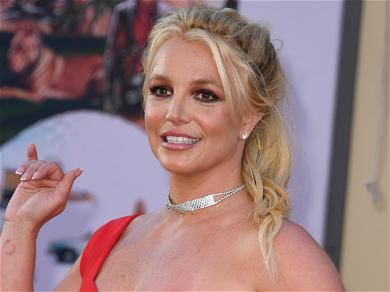 Britney Spears Burns Home Gym Down In Freak Accident