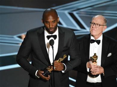 Kobe Bryant Takes Shot at Laura Ingraham During Oscar Speech
