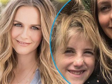 Alicia Silverstone SLAMMED After Revealing She Still Takes Baths With 9-Year-old Son