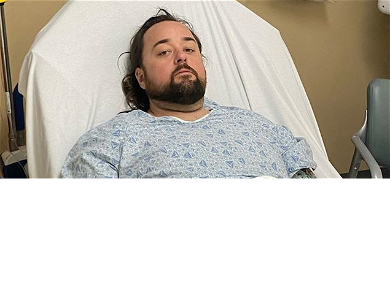 'Pawn Stars' Chumlee Hospitalized After Suffering 'Trouble Breathing'