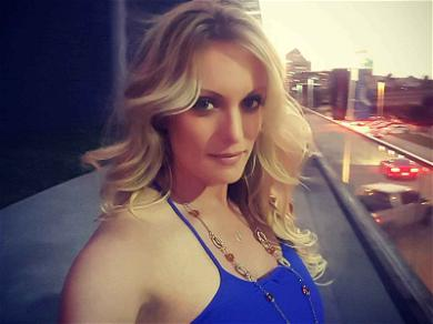 Stormy Daniels Imposter Allegedly Swindling Fans with Promises of Escort Services