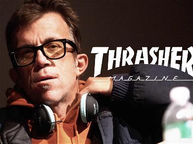 Longtime Editor of 'Thrasher' Magazine, Jake Phelps, Dead at 56