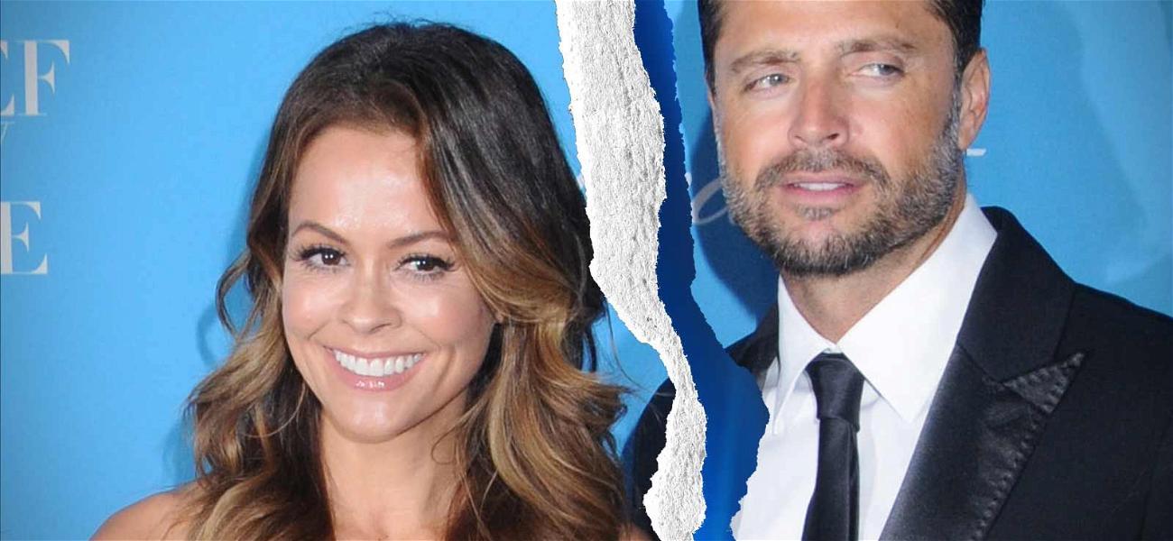 Brooke Burke Files for Divorce From David Charvet