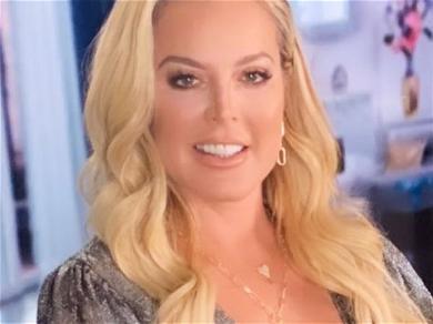 ElizabethVargas Admits She Got 'Down And Dirty' On 'RHOC'