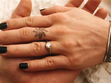 Steve-O Is Engaged to Girlfriend Lux Wright: See the Ring!