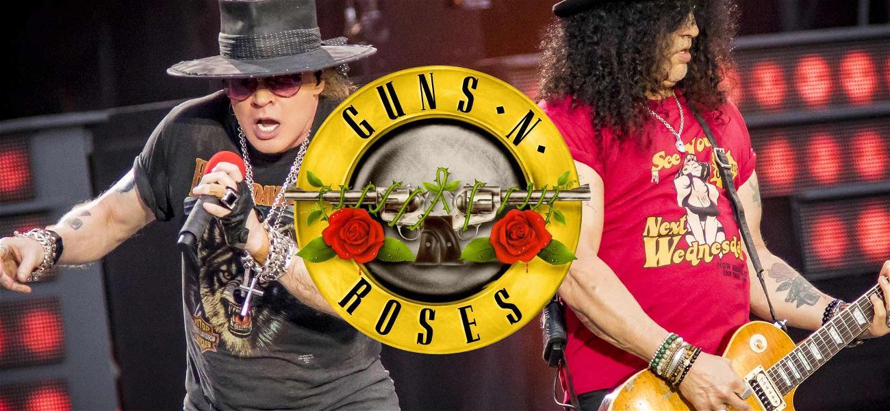 Guns N' Roses Sues Over Knockoff Guns 'N' Rose Beer and Merchandise