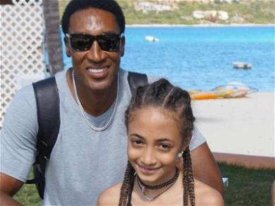 Scottie Pippen's Daughter Given a Special Kardashian Clause in 'DWTS' Contract