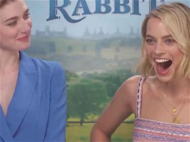 Margot Robbie Gets Shock of Lifetime From Brother and Her Reaction is Everything