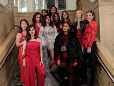 Priyanka Chopra's Bachelorette Party