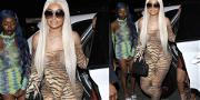 Blac Chyna Makes Bold Statement in Tiger Bodysuit Ahead of Explosive Reality Show Premiere