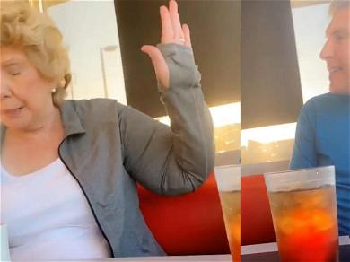 Todd Chrisley Gets Sassed By Nanny Faye: 'Talk To The Hand!'
