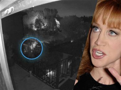 Kathy Griffin's Neighbor Calls Her a 'Stupid Bitch' in Newly Released Video