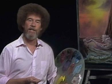 Painter Bob Ross' Son Gets Brushed Off in Fight for Rights to Father's Image