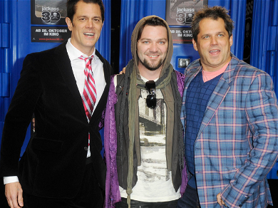 'Jackass' Star Bam Margera Ordered To Stay Away From Film's Director For THREE Years