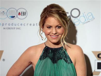 Candace Cameron Bure Says Hallmark Christmas Movies Are Harder Than Her TV Series