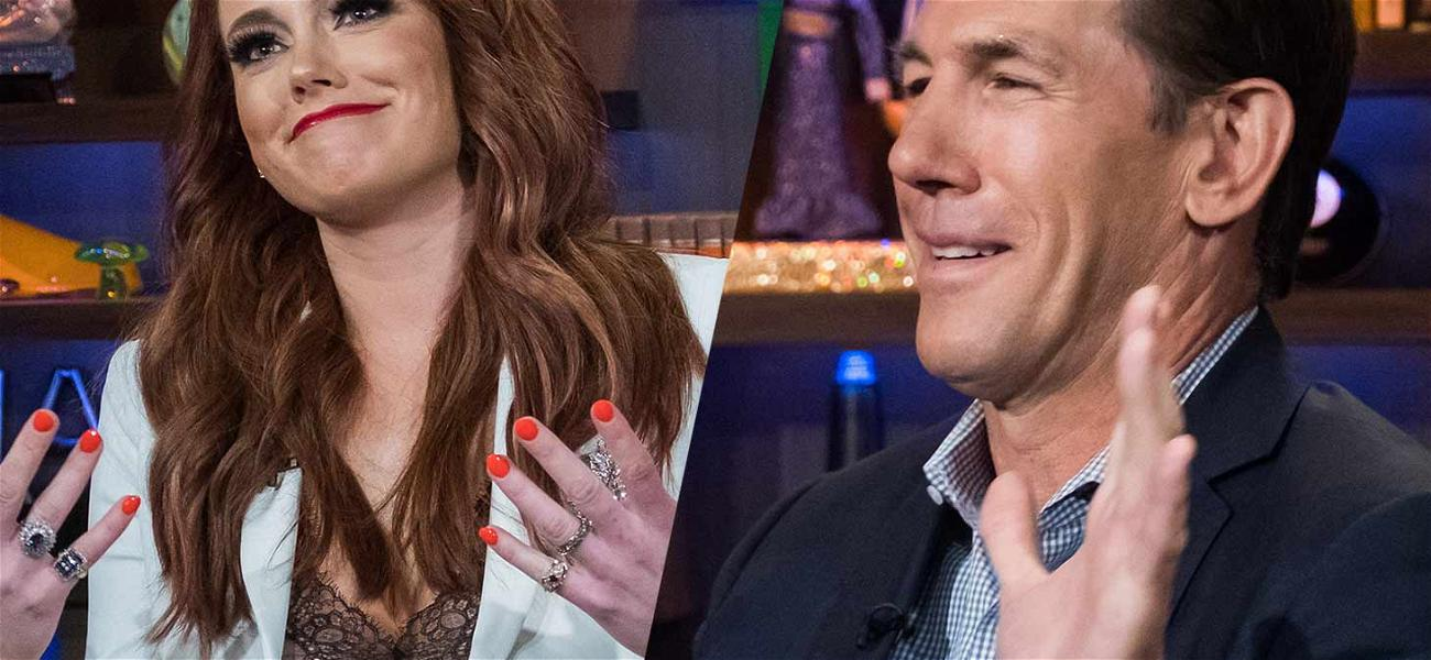 'Southern Charm' Star Kathryn Dennis Grills Ex Thomas Ravenel About His Alleged Drug Use and Hiring Private Eye