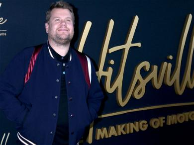 James Corden Observes A 'No Shoes' During Strolls Ritual In LA