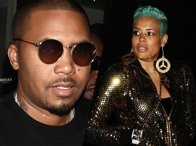 Nas Claims Kelis Violated Custody Agreement by Taking Their Son to Colombia