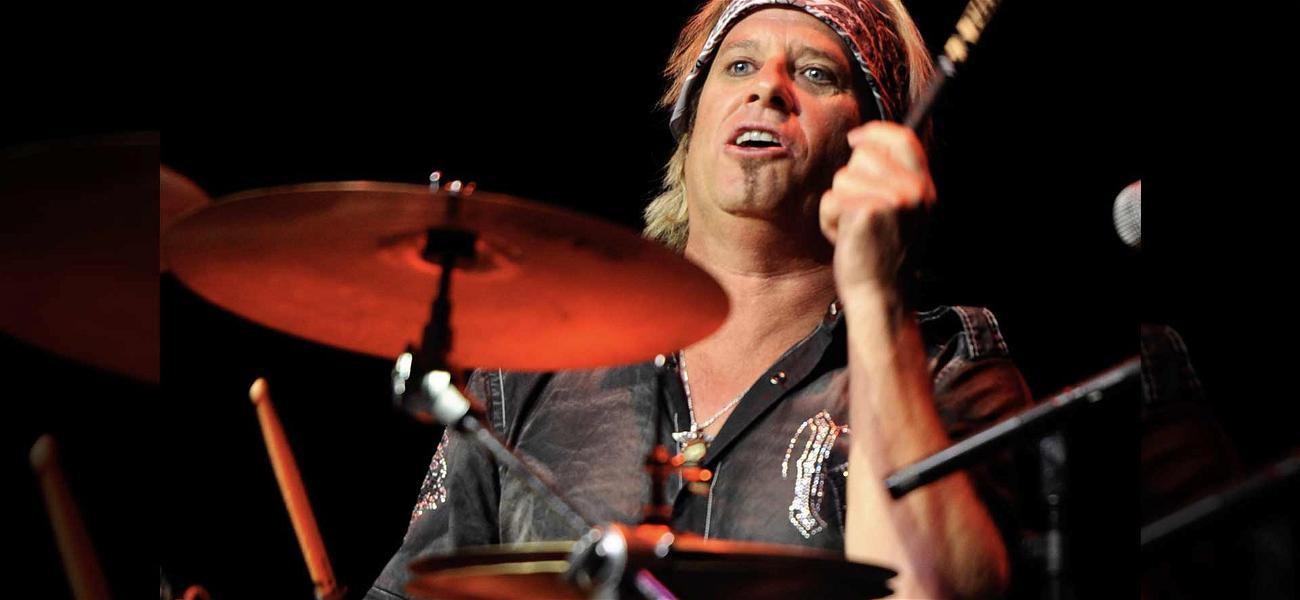 Former Ratt Drummer Bobby Blotzer is Getting a Divorce