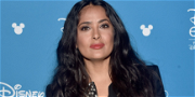 Salma Hayek Makes Black Friday Lines Better With Revealing Instagram Pic