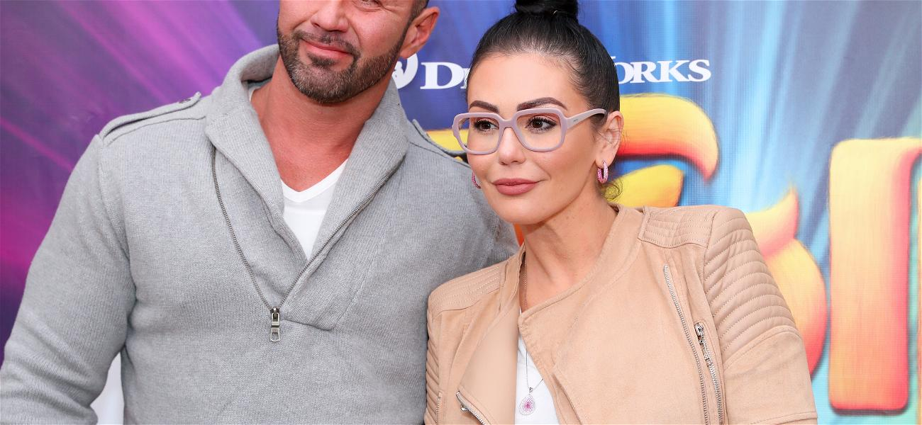JWoww Says a Contractor Was High While Working At Her Home
