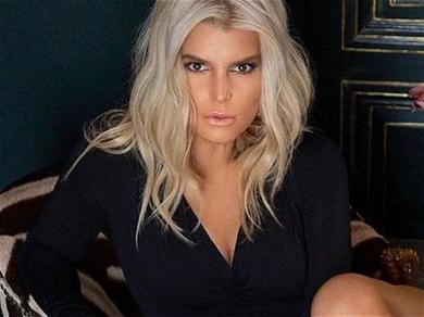 Jessica Simpson Risks 100-Pound Weight Loss With Halloween Candy Binge