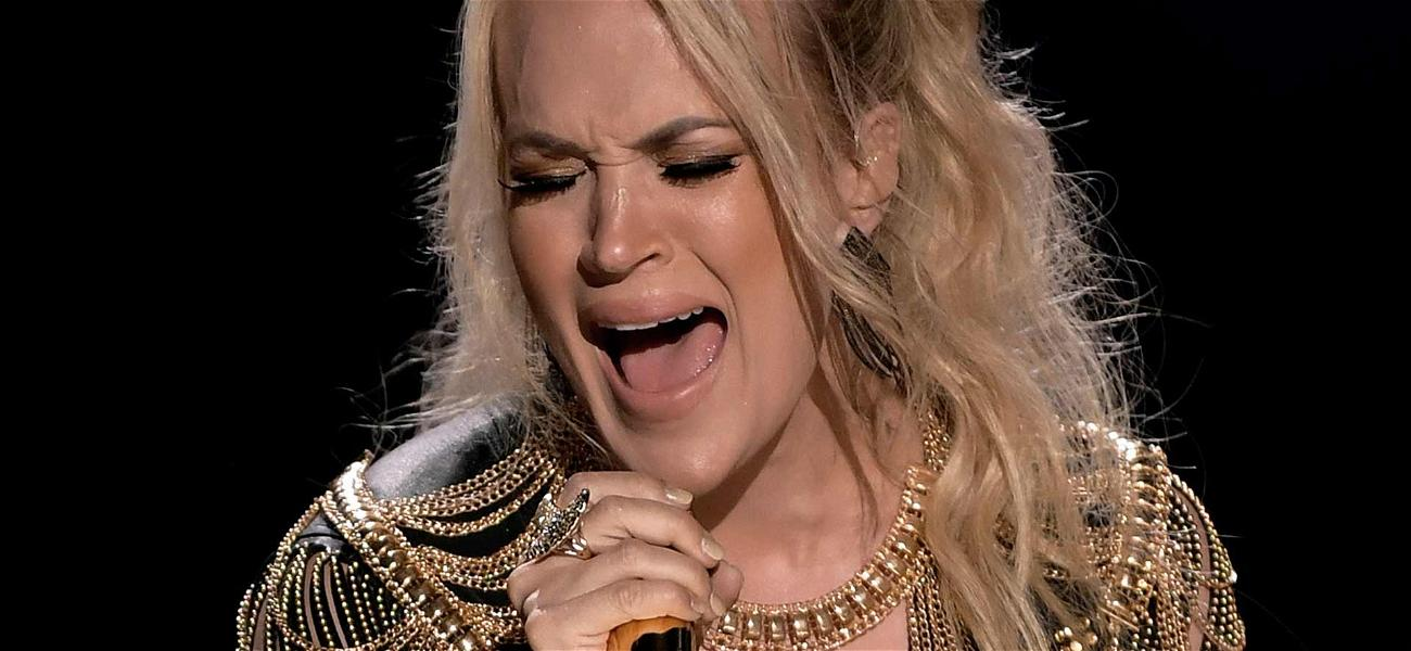 Carrie Underwood, the NFL, and NBC Sued Over 'Sunday Night Football' Theme Song