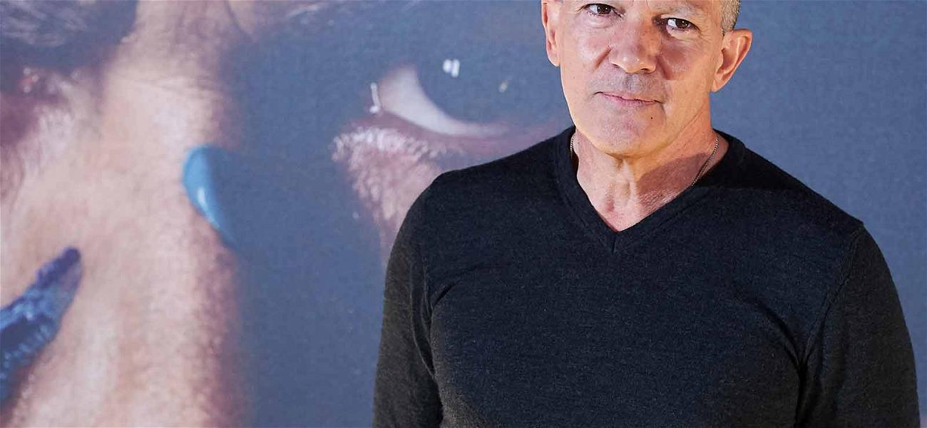 Antonio Banderas Went Balderas for New Role
