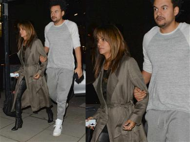 Halle Berry Steps Out With New Man, Makes It Instagram Official