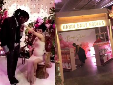 Inside Cardi B and Offset's ??? Baby Shower