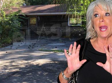 Paula Deen Scores Neighbor's Home With 'Playboy' Agreement